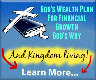 God's Wealth Plan
