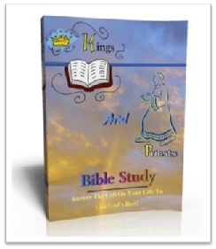 Kings and Priests Bible Study