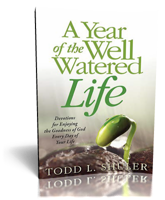 well watered life - a year